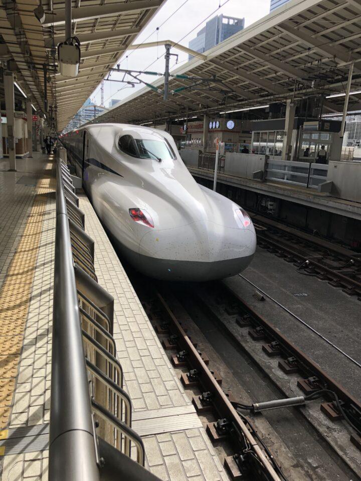新幹線 N700S系 画像