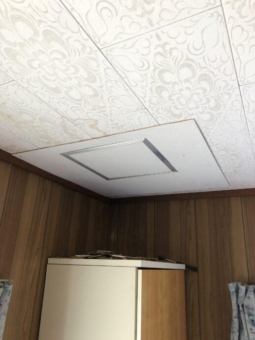 天井修理画像